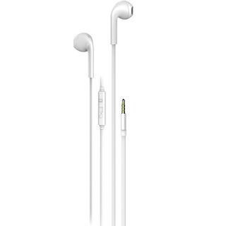 Vivanco Vivanco Smart-Urban sluchátka s mikrofonem bílé