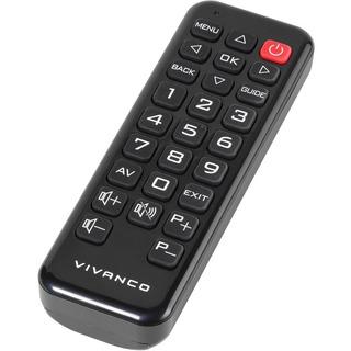 Vivanco náhradní dálkový ovladač pro TV Panasonic /V-39288/