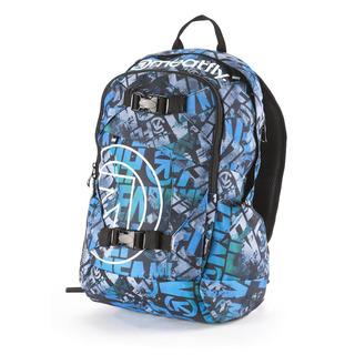 meatfly Basejumper A - Coma Blue - modrý batoh 20l