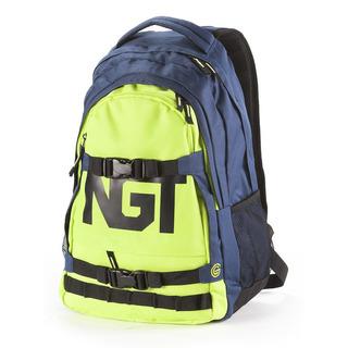 NUGGET Connor G - Navy/Lime - modrozelený batoh 26l