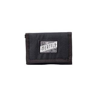 meatfly Unity A - Black - peněženka