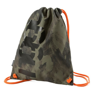 NUGGET Hype 2 Benched Bag - Debris Army Print - školní sáček na přezůvky
