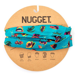 NUGGET Buff Snow Protection 17 - Lovely Print - snowboardová maska