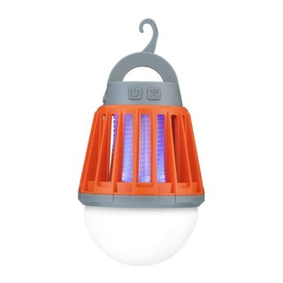 Media-Tech MT5702 - odpuzovač hmyzu, hubič komárů včetně LED lampy
