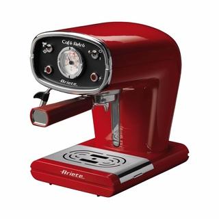 ARIETE 1388 Espresso - retro kávovar (červený, 1388/30)