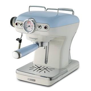 ARIETE Vintage Espresso - kávovar (modrá,1389/15)