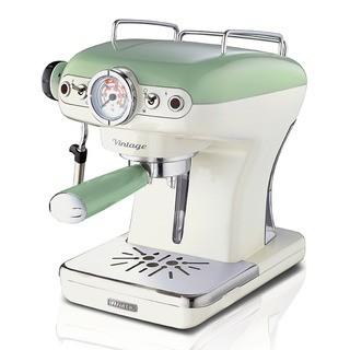 ARIETE Vintage Espresso - kávovar (zelená,1389/14)