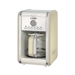 ARIETE Vintage - kávovar na překapávanou kávu (krémová, 1342/03)