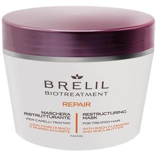 BRELIL Biotreatment Repair maska na poškozené vlasy (220ml)