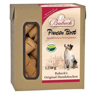 BUBECK Pansen Brot - sušenky s masem (1,25kg)