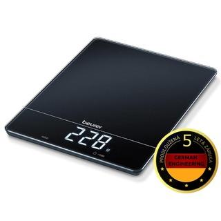 Beurer KS 34 černá - digitální kuchyňská váha
