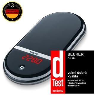 Beurer KS 36 kuchyňská váha s magickým LED displejem