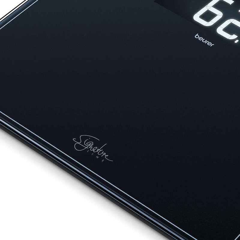 Beurer GS 410 SignatureLine černá - osobní váha