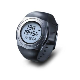 Beurer PM 25 sportovní hodinky s měřením srdeční frekvence s přesností EKG