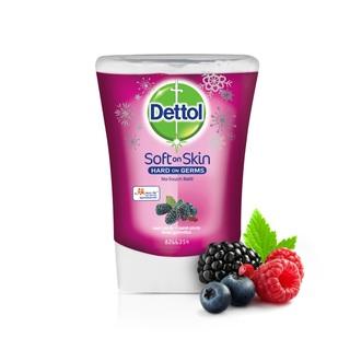 Dettol náhradní náplň do bezdotykového dávkovače mýdla Lesní plody (250 ml)