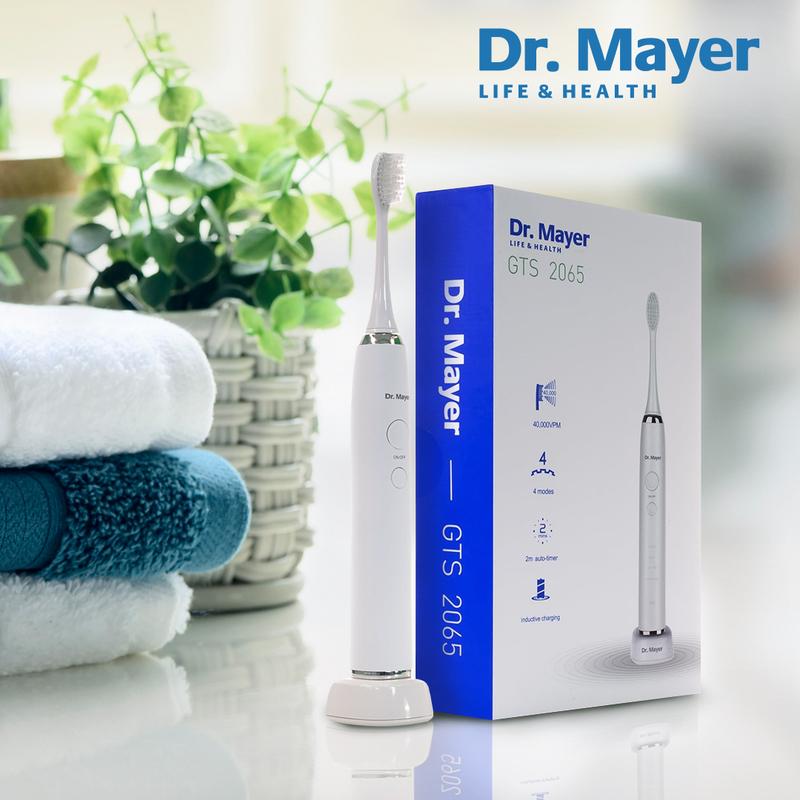 Dr. Mayer GST2065 - sonický elektrický zubní kartáček