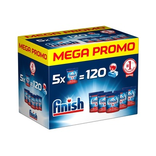 FINISH All in One MAX 120Ks MEGABOX