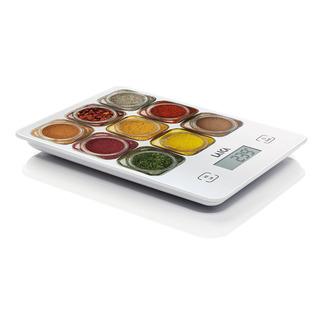 Laica KS1040 - digitální kuchyňská váha s barevným designem