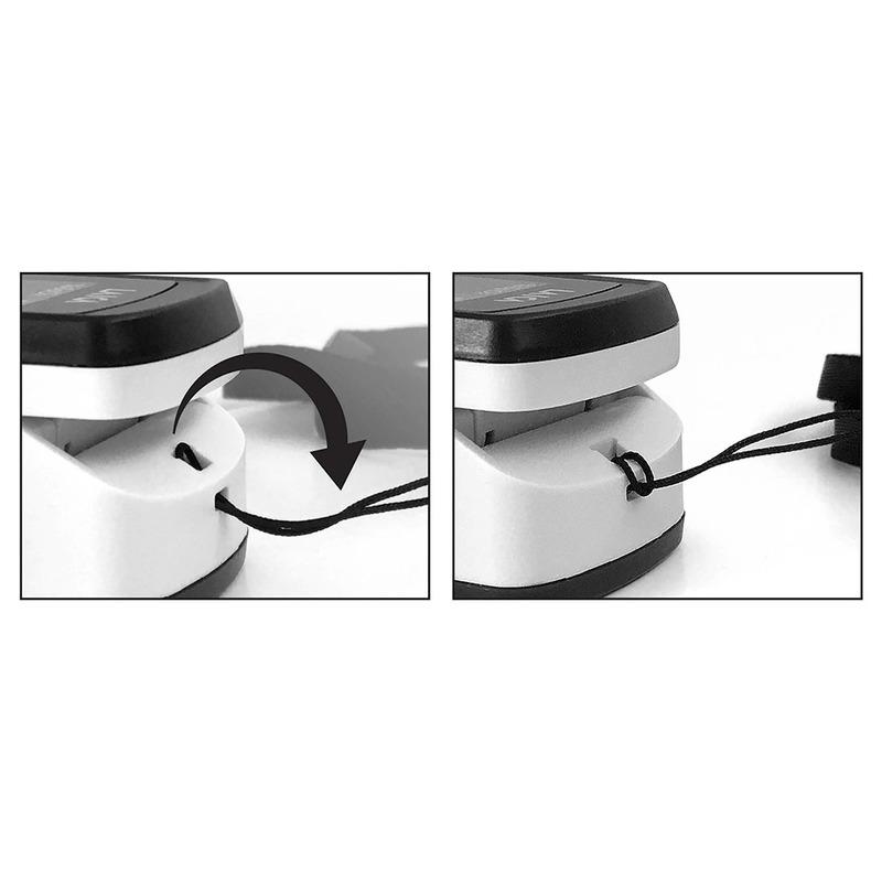 Laica EA1007 prstový pulzní oxymetr