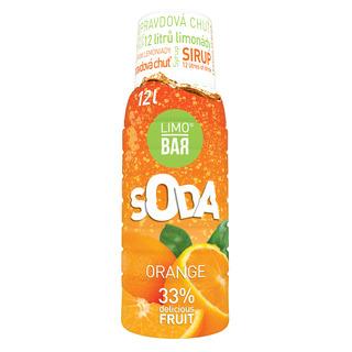LIMOBAR sirup Pomeranč 500ml