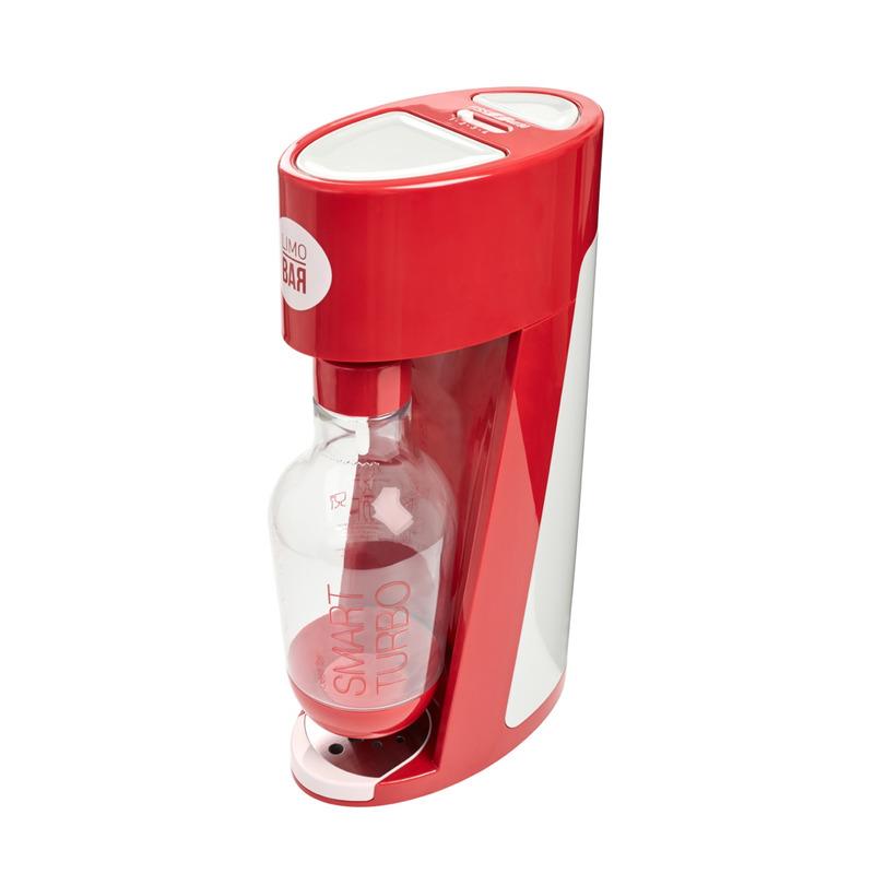 LIMOBAR Elixir - Turbo Red - výrobník sody