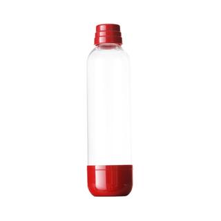 LIMOBAR soda láhev 1,0 l - červená (1ks)