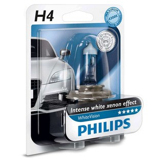 Philips H4 WhiteVision 1 ks - autožárovka