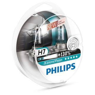 Philips H7 X-tremeVision 2 ks - autožárovka