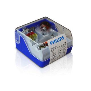 Philips H7 / H1 náhradní sada autožárovek 12V