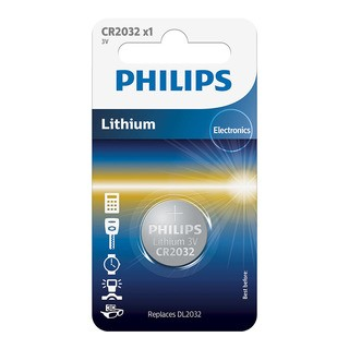 Philips baterie LITHIUM 1ks (CR2032/01B, CR2032)