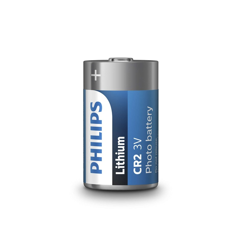 Philips baterie LITHIUM 1ks (CR2/01B, CR2, 3V)