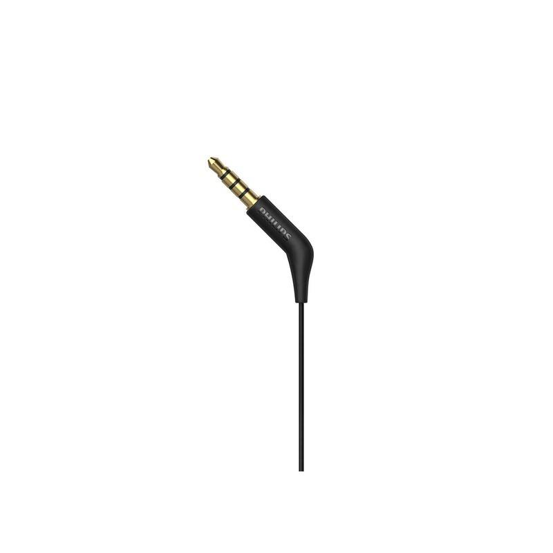 Philips TAE1105BK/00 černá sluchátka do uší s mikrofonem