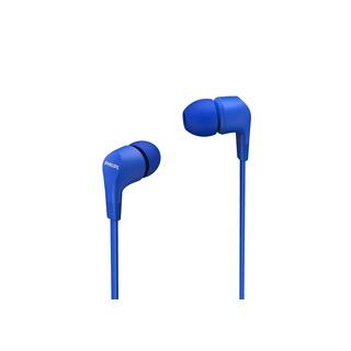 Philips TAE1105BL/00 modrá sluchátka do uší s mikrofonem
