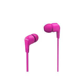 Philips TAE1105PK/00 růžová sluchátka do uší s mikrofonem