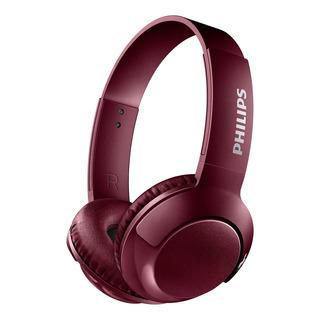 Philips SHB3075RD/00 - bezdrátová sluchátka s obloukem na uši s mikrofonem
