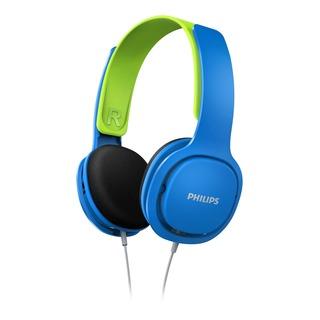 Philips SHK2000BL/00 ultralehká sluchátka přes uši pro děti