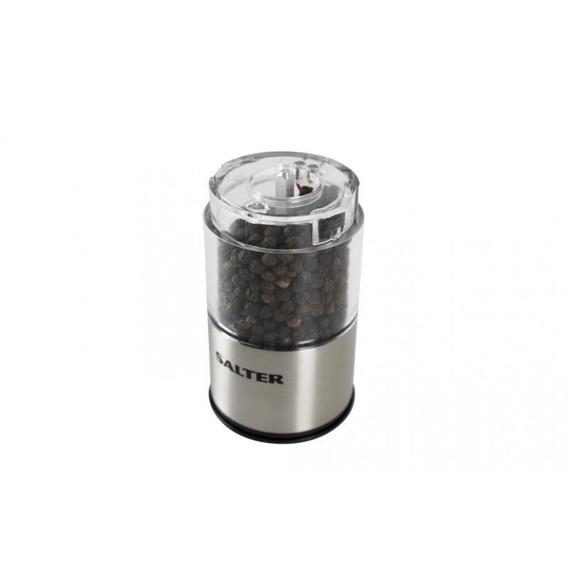 Salter 7522 SSTUR15 - elektrické mlýnky na sůl a pepř