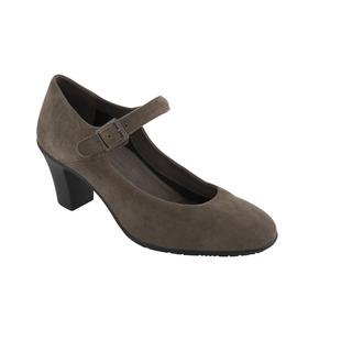 Scholl JUDIT šedá kotníčková obuv