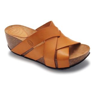 Scholl ERULA - světle hnědé módní sandály