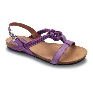 Scholl CEARA - fialové zdravotní sandály