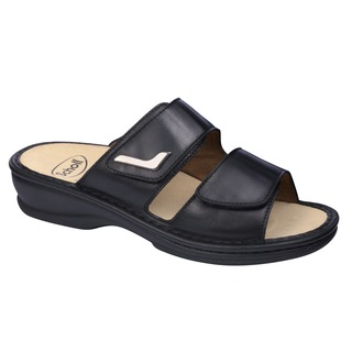 Scholl MIETTA 2.0 - černé zdravotní pantofle