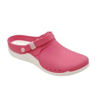 Scholl CLOG PROGRESS růžové pracovní pantofle