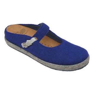 Scholl IKIKE modrá domácí obuv