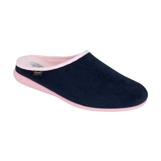 Scholl CHIKA tmavě modrá - domácí zdravotní obuv
