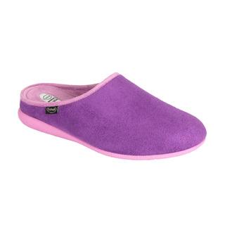 Scholl CHIKA purpurová - domácí zdravotní obuv