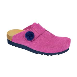 Scholl ELVY růžová - domácí zdravotní obuv