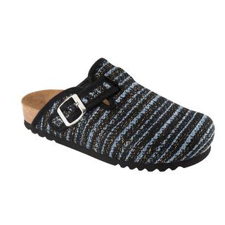 Scholl VAUD modré zdravotní pantofle