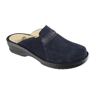 Scholl ZINAL modrá domácí obuv