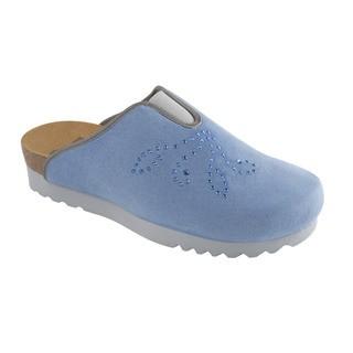 Scholl PINEA modrá - domácí zdravotní obuv