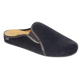 Scholl FELCE černá - domácí zdravotní obuv